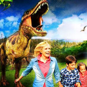 World of Dinosaurs - Paradise Wildlife Park